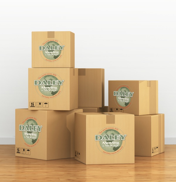 Expert packing services by Daley Moving & Storages