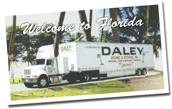 Daley Moving and Storage are Florida Specialists